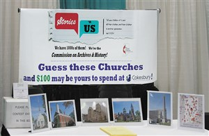 Guess these Churches contest