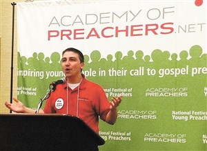 Indiana Festival of Young Preachers